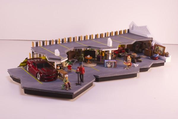 Chen Gaidica Garage Sale model